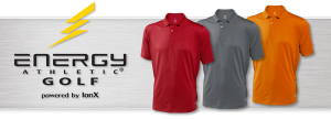 Wear energy golf
