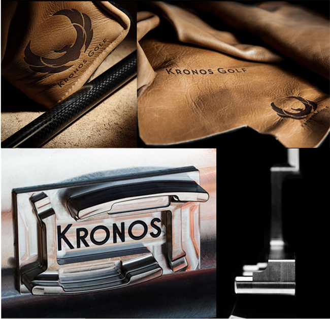 Kronos Putters as seen on The ABC show Shark Tank
